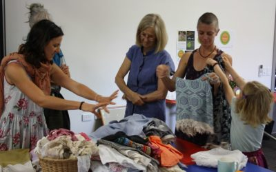 Sew Cool! Making a Difference: Workshops and Markets