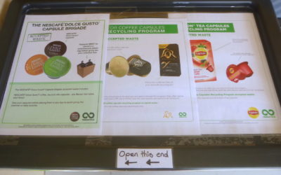 How to use Terracycle in Albany